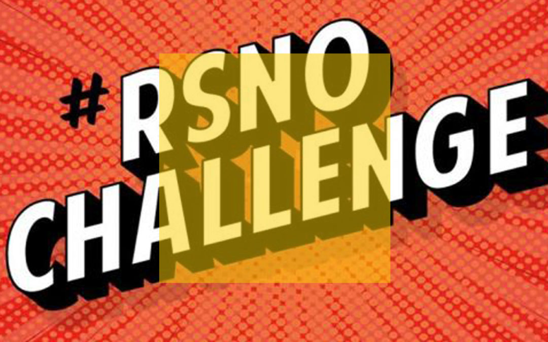 RSNOchallenge (every Wednesday)
